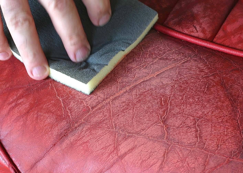 risse und l cher in glattleder mit fl ssigleder reparieren. Black Bedroom Furniture Sets. Home Design Ideas