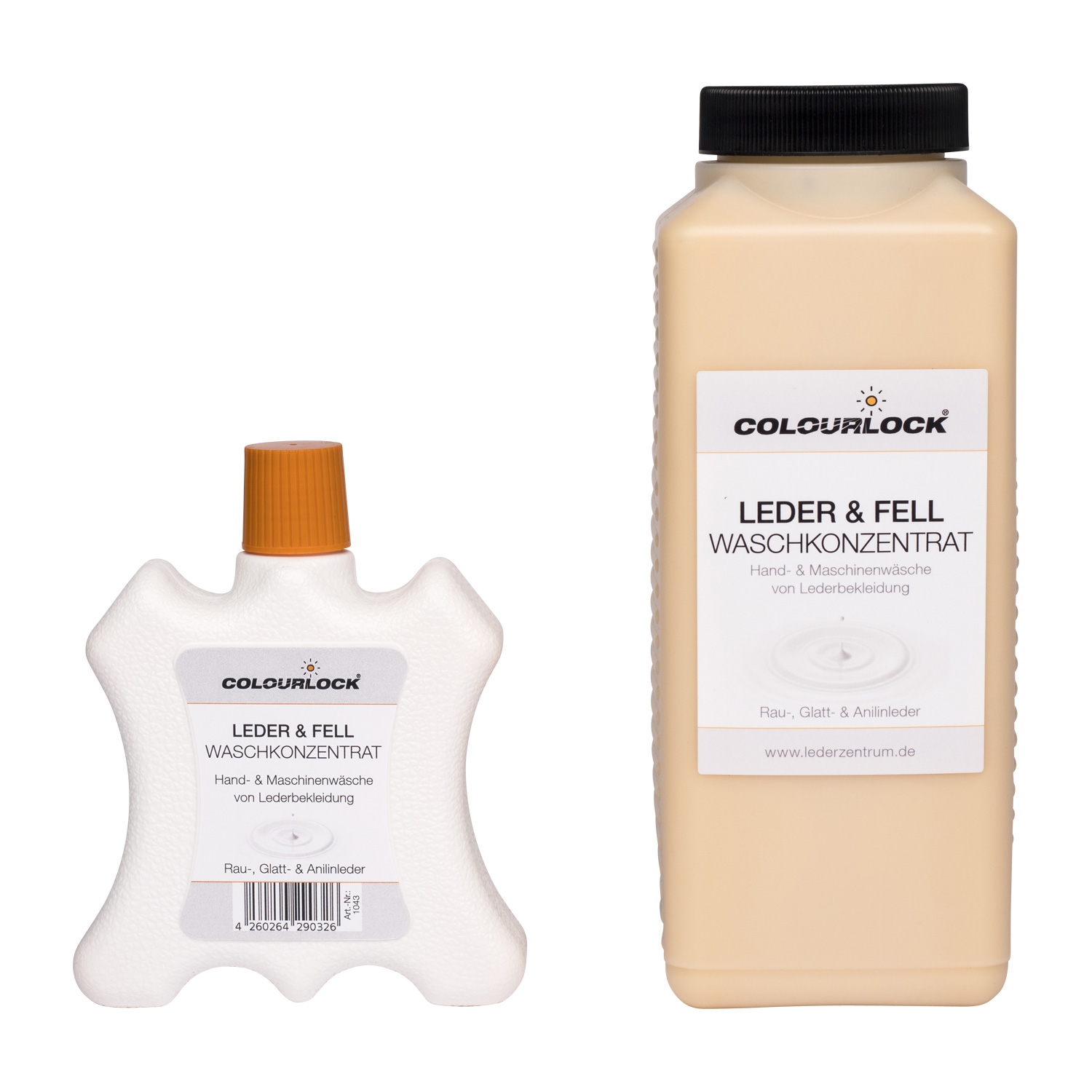 COLOURLOCK Lederwaschmittel, 250 ml