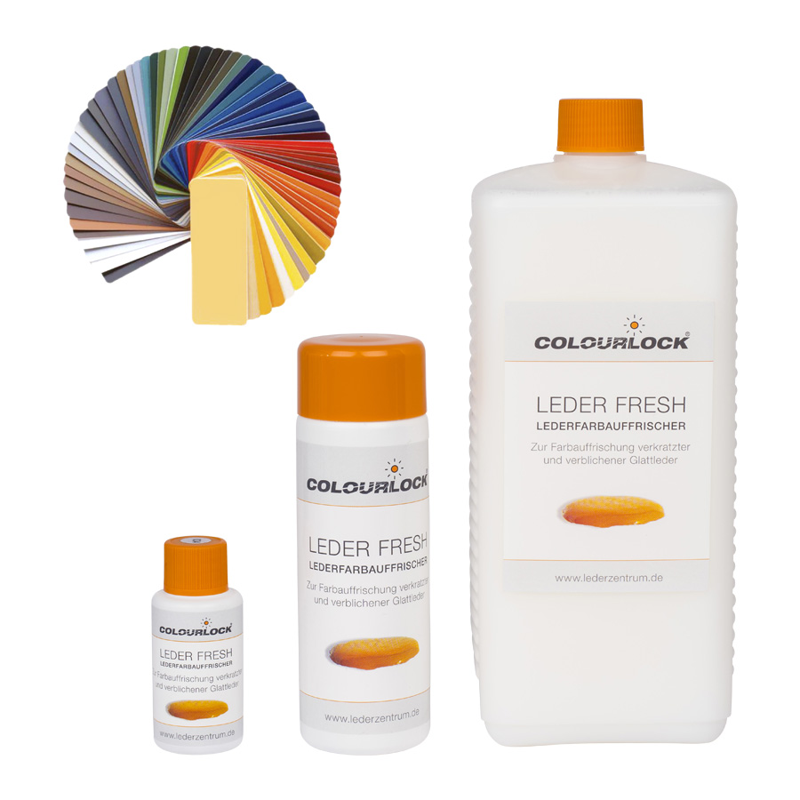 COLOURLOCK Leder Fresh Tönung, 150 ml
