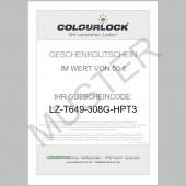 COLOURLOCK® Geschenkgutschein, 50 Euro