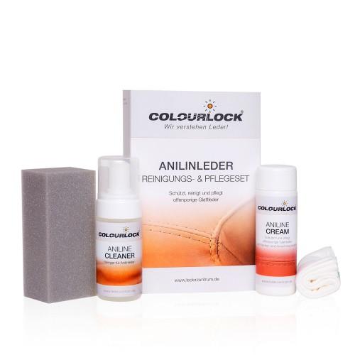 COLOURLOCK Anilinleder Reinigungs- und Pflegeset
