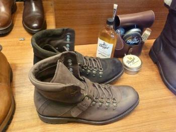 Schuhe nappaleder reinigen
